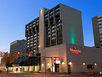 Ramada Plaza By Wyndham Regina Downtown