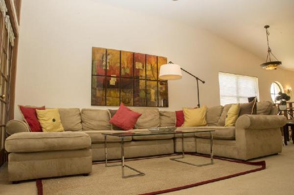 3BR Villa - Cottage Grove Holiday Home Orlando