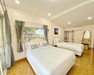 [シーチョン]ヴィラ(26m2)  3ベッドルーム/1バスルーム PLOY Seafood & Resort