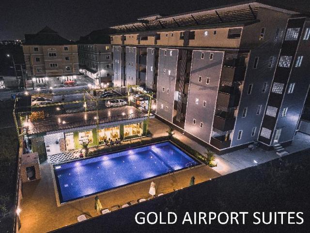 โกลด์ แอร์พอร์ต สวีท – Gold Airport Suites