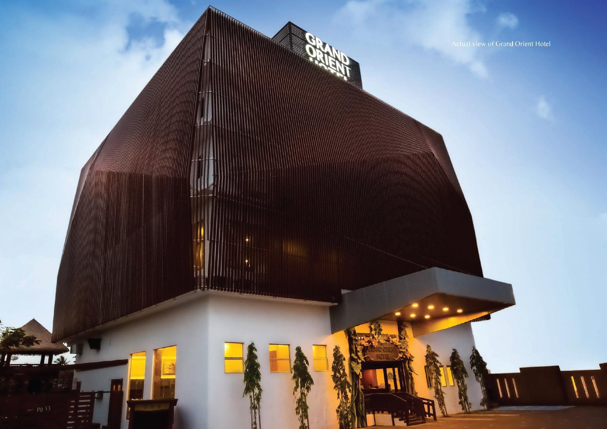 Grand Orient Hotel Perai Penang