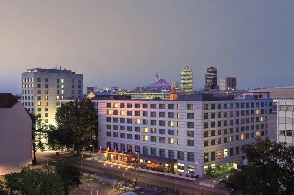 Hotel Berlin Central District Berlin