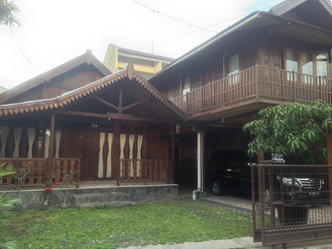 Omah Kayu Guest House