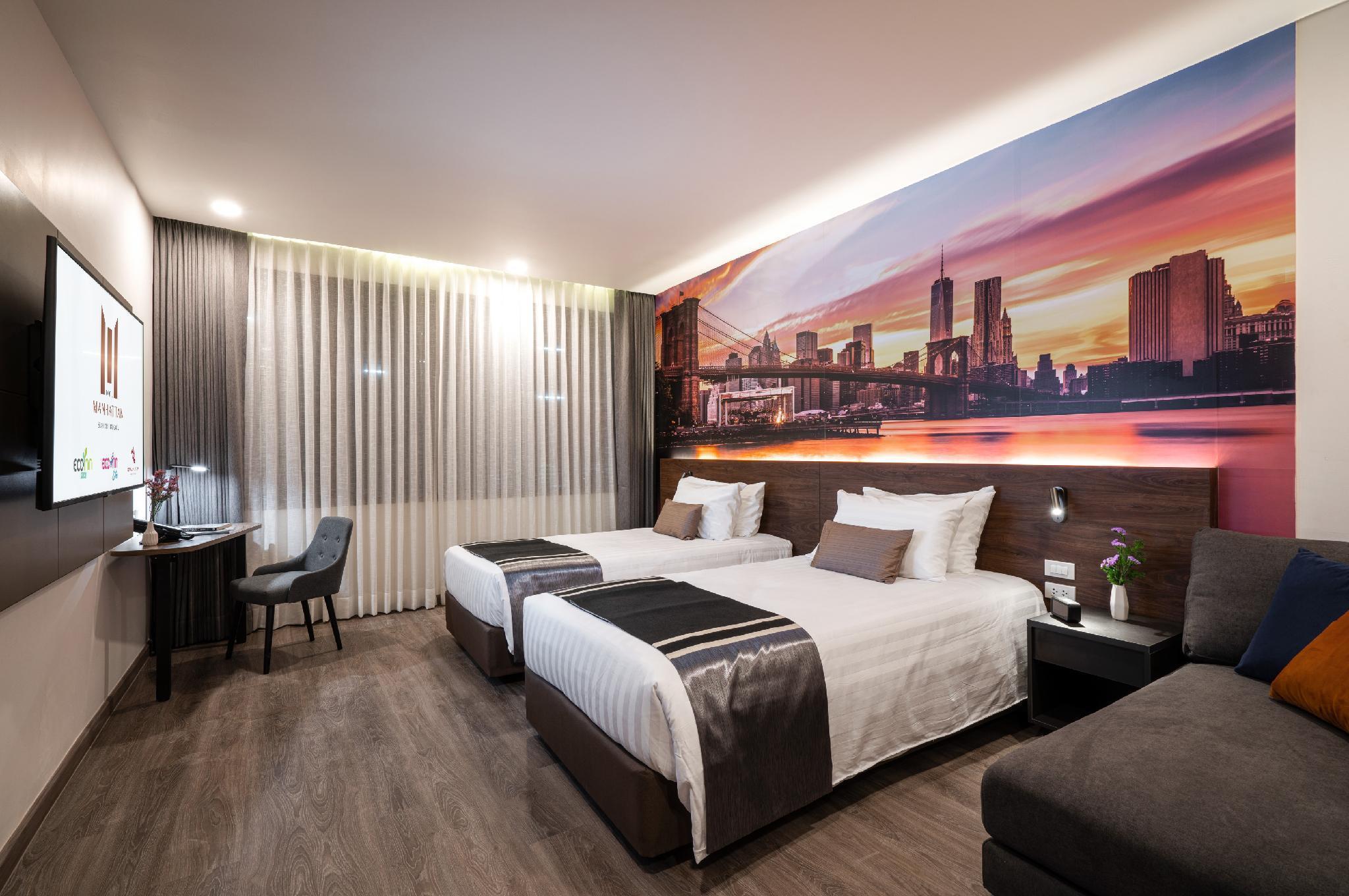 Manhattan Hotel โรงแรมแมนฮัตตัน