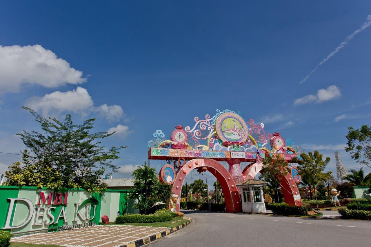 MBI Desaku Vacation Home
