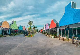 [コンケーンショッピングセンター周辺]一軒家(18m2)| 1ベッドルーム/1バスルーム Pay Tawan Resort