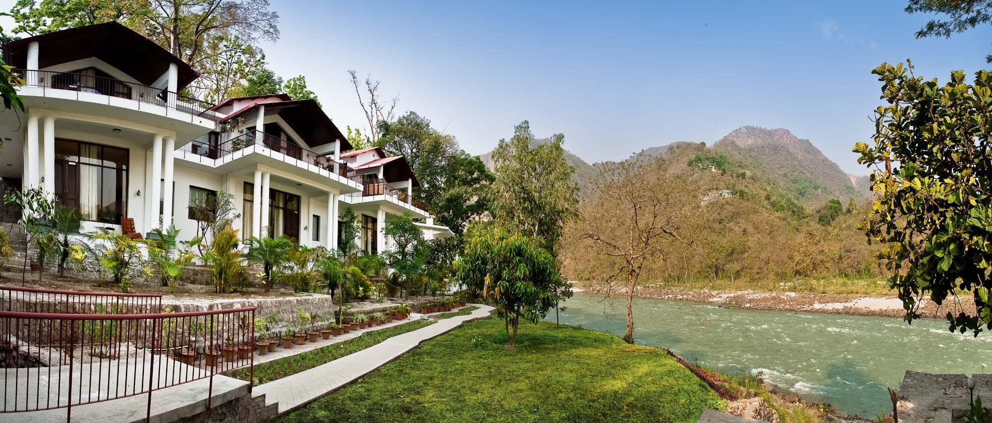 Neemrana's Glasshouse On The Ganges