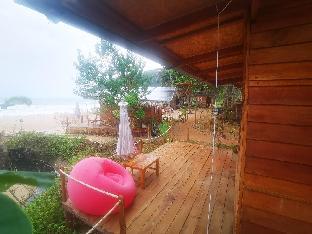 [カノム]バンガロー(24m2)  1ベッドルーム/1バスルーム Between beach and river, quiet, private bungalow