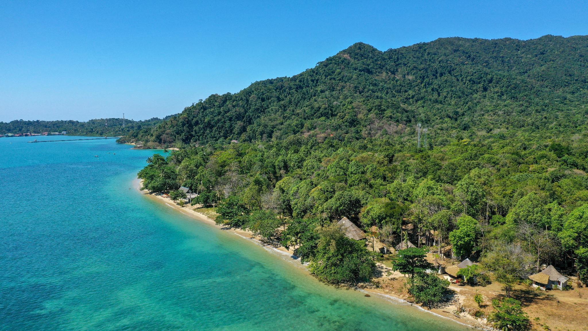 The Tropical Beach Resort
