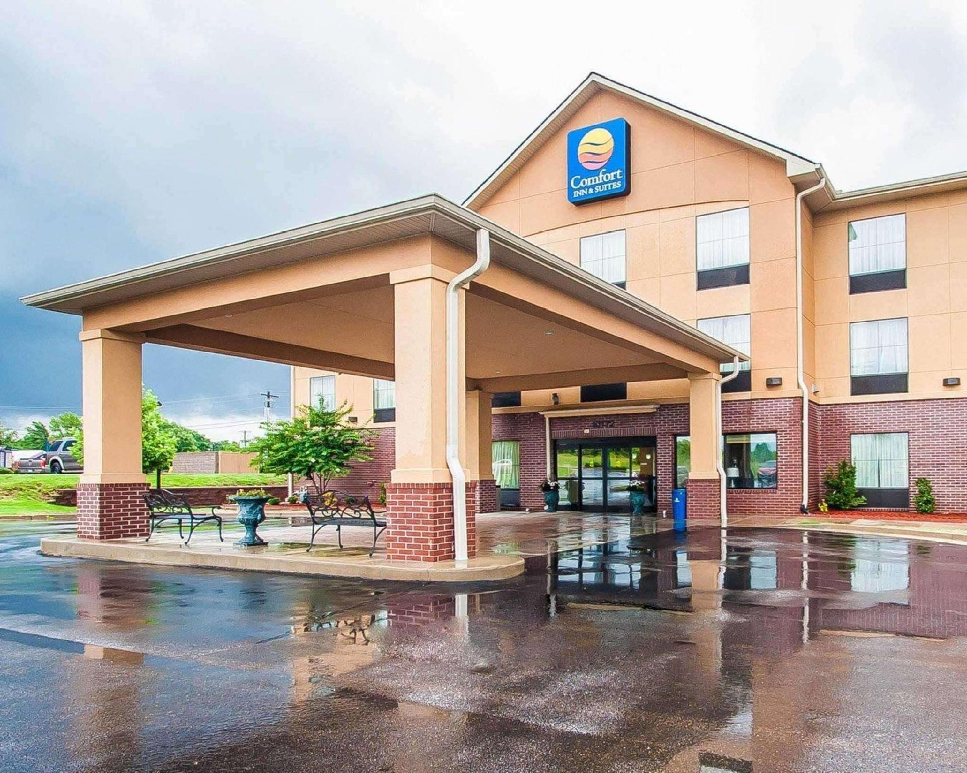 Comfort Inn And Suites Atoka Millington