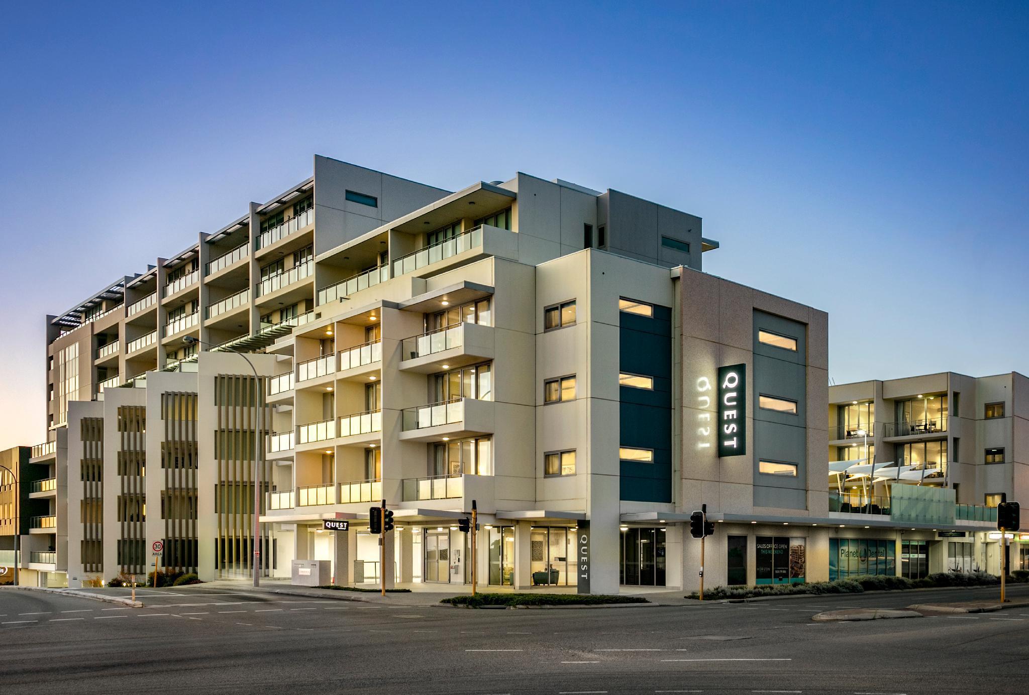 Quest Scarborough Apartments