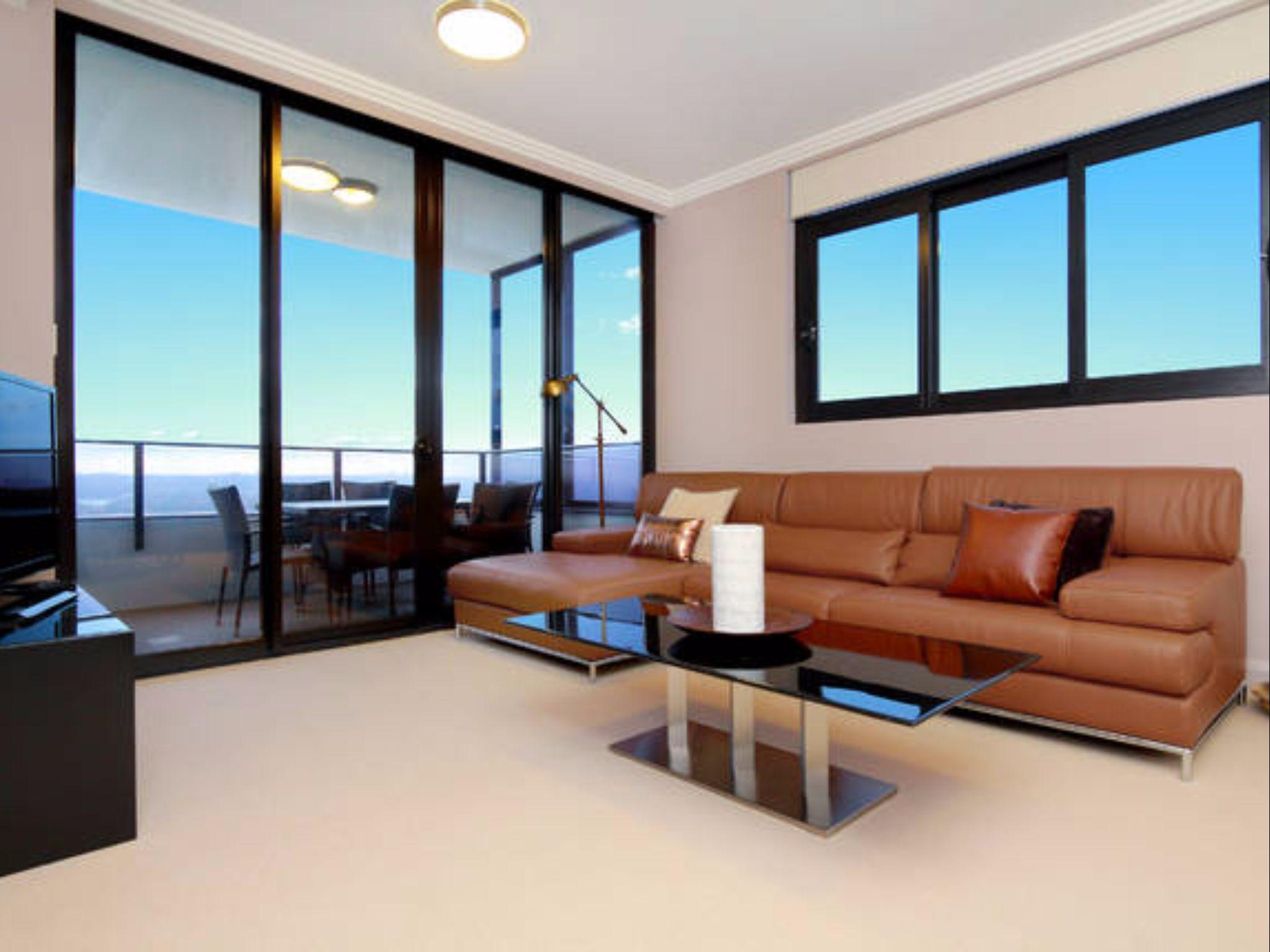 3 Bedroom With City View