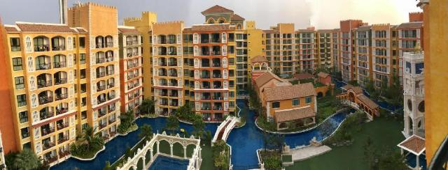 Venetian Signature Condo Resort Pattaya – Pool Access Room – Venetian Signature Condo Resort Pattaya – Pool Access Room