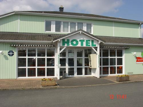 Fasthotel Tours Sud