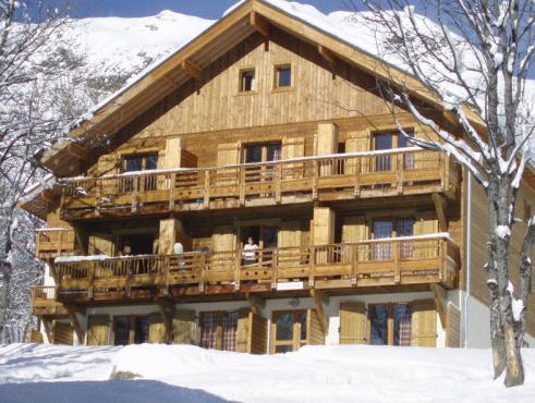 Residence Odalys Les Chalets De La Porte Des Saisons