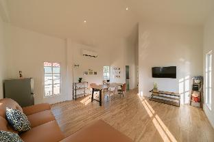 [サタヒップビーチ]一軒家(50m2)| 1ベッドルーム/1バスルーム Airy House-Stayokay Sattahip