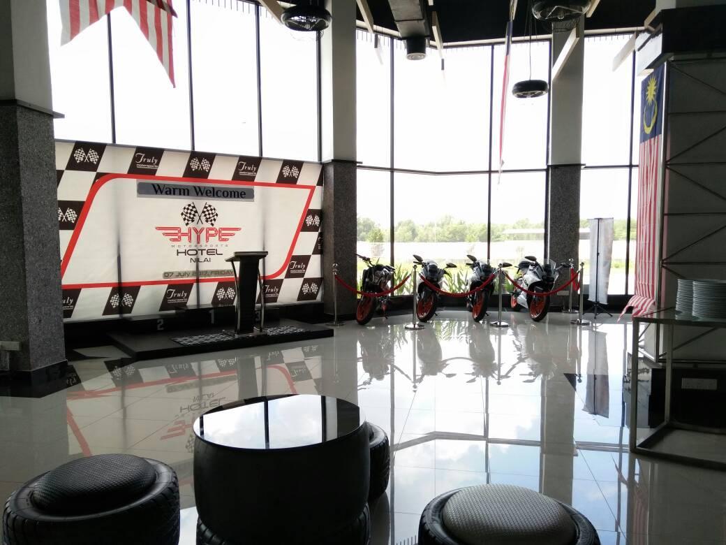 Hype Motorsports Hotel, Kuala Lumpur International Airport 4