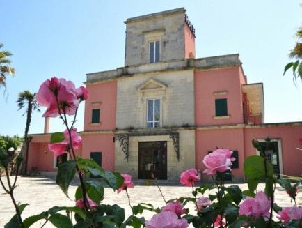 Hotel Villa Rosa Antico