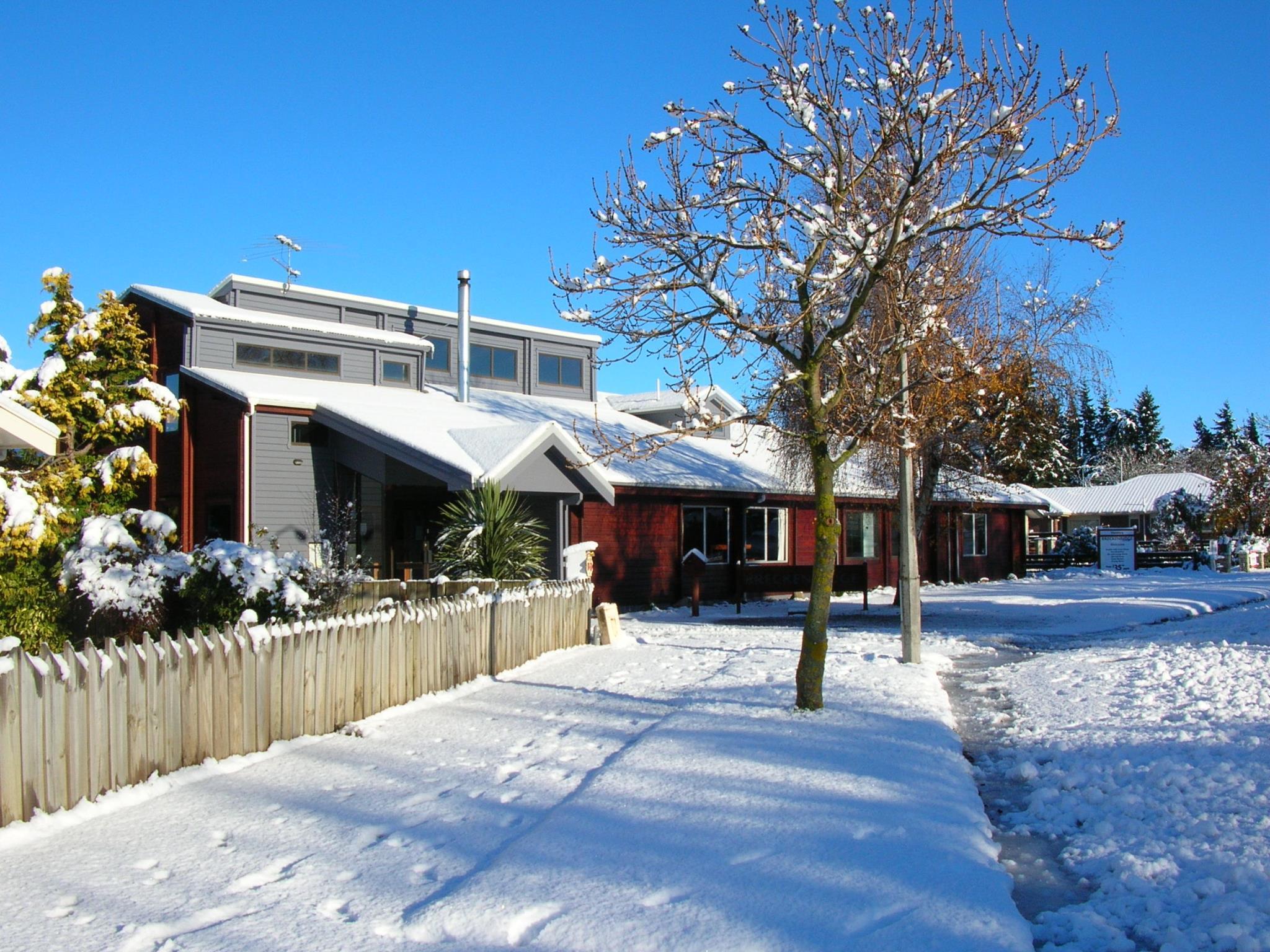 Breckenridge Lodge Methven