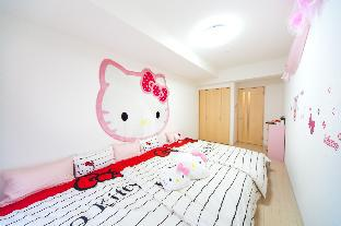 Hello Kitty and Game apartment in Namba Part6-ANW02