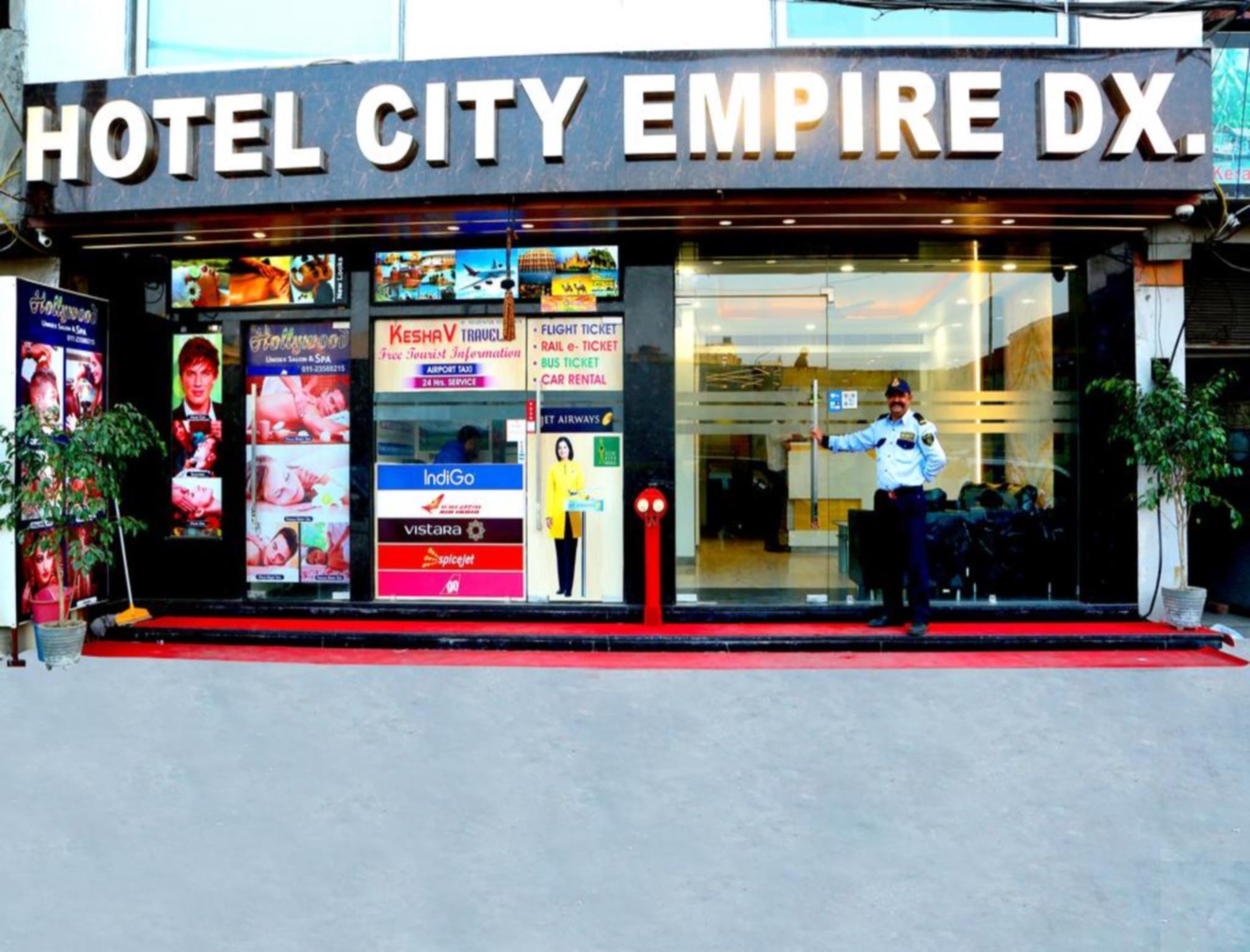 Hotel City Empire Dx