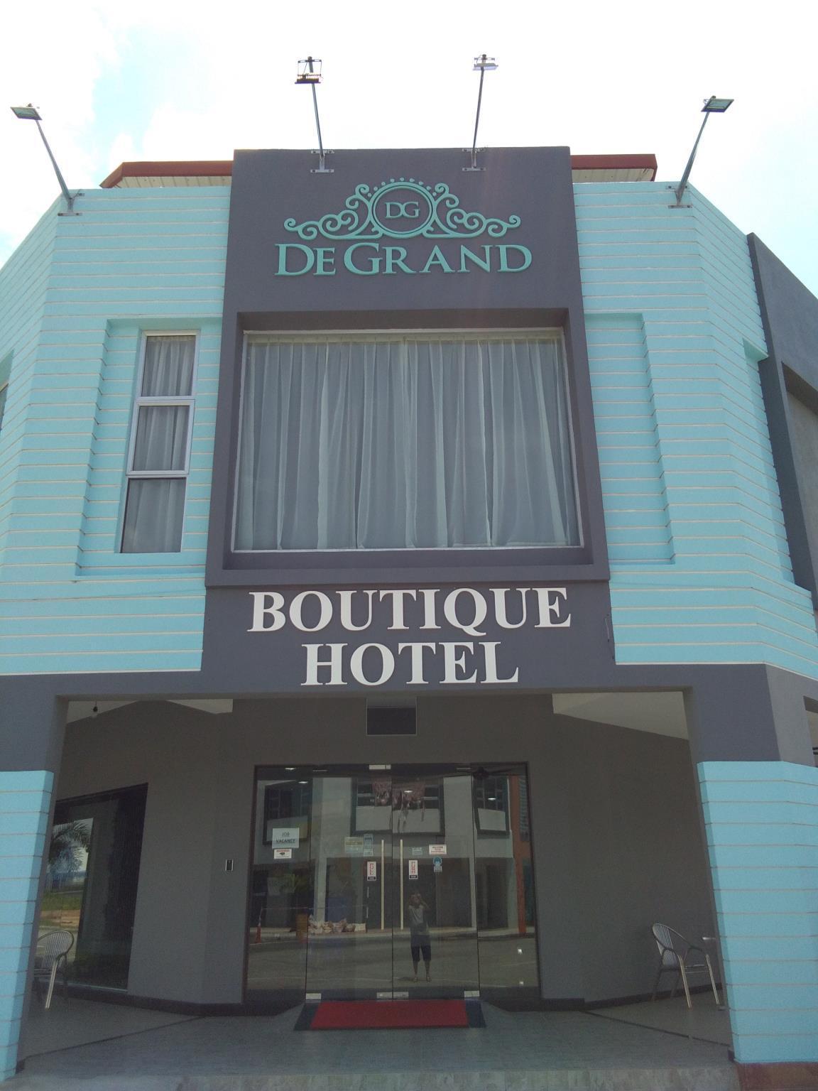 Degrand Boutique Hotel