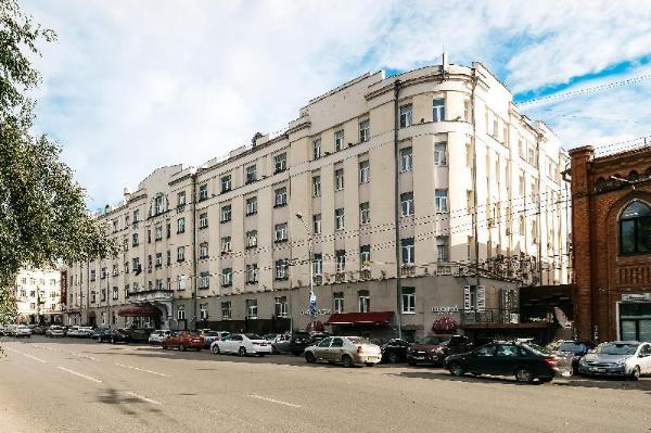 Tsentralny Hotel Ekaterinburg Yekaterinburg