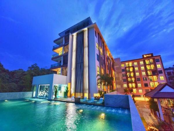 1 Br Mountain View at Happy Place Condo 10 Phuket