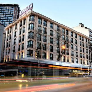 Grand Aras Hotel & Suites.