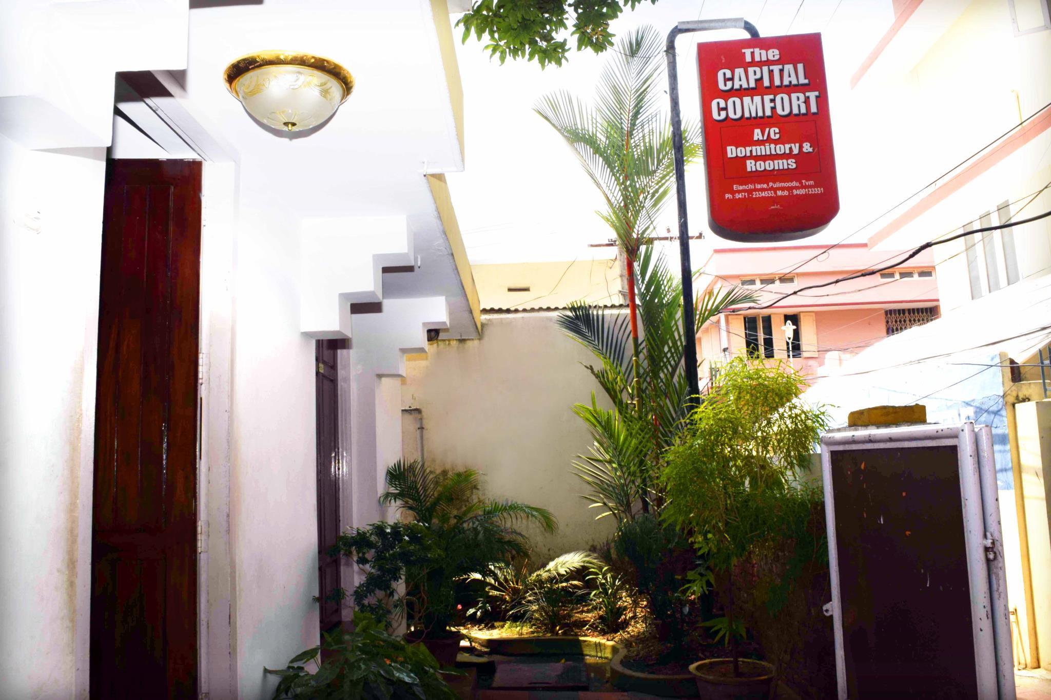 Capital Comfort
