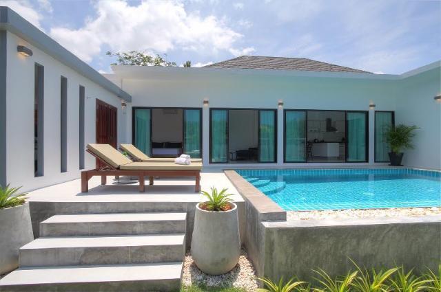 2 bedroom pool villa near Bangtao beach – 2 bedroom pool villa near Bangtao beach