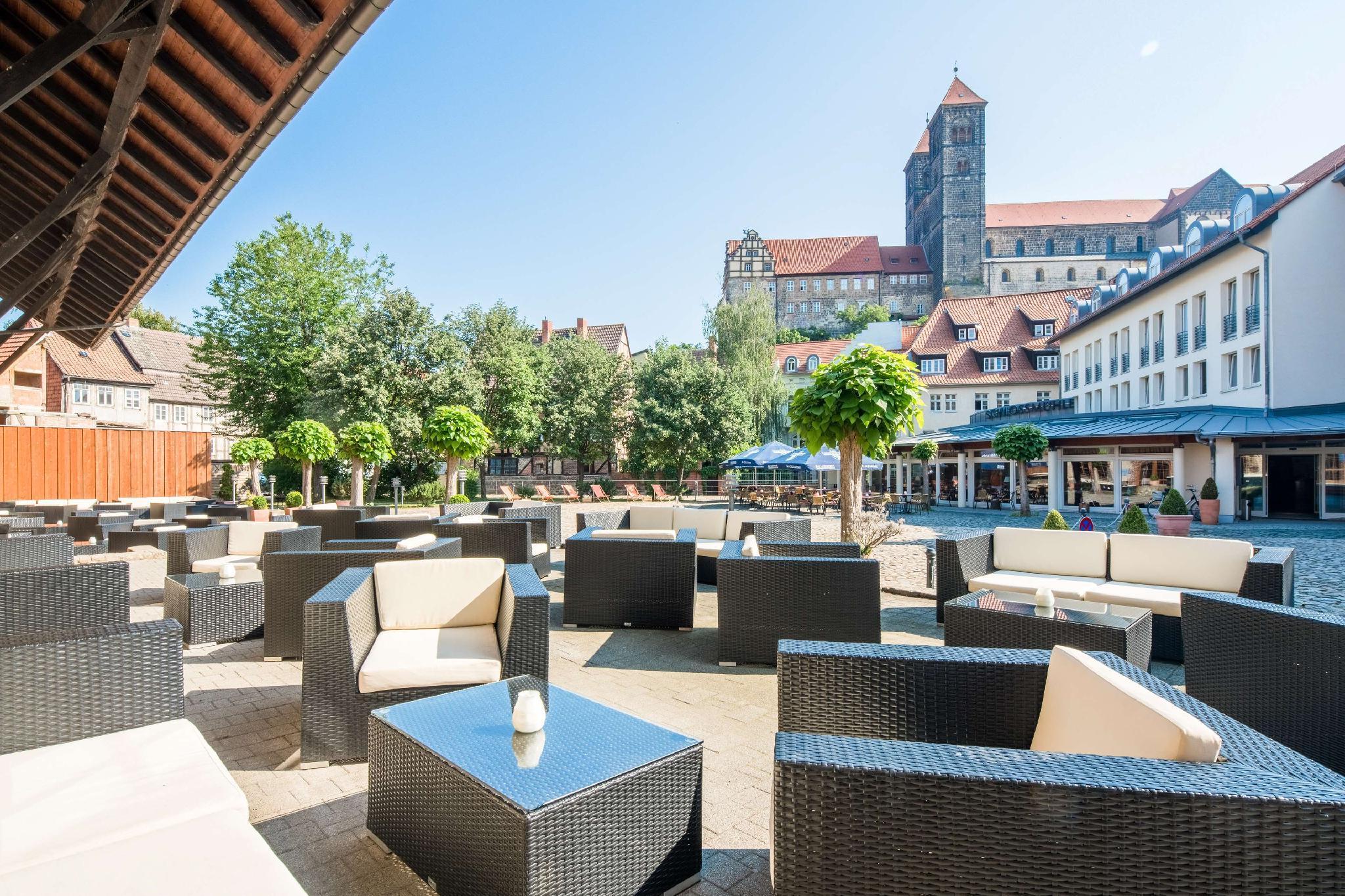 BEST WESTERN Hotel Schlossmhle