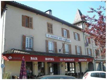 Hotel Restaurant Le Plaisance