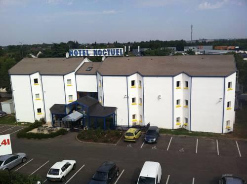 Hotel Noctuel Blois Sud