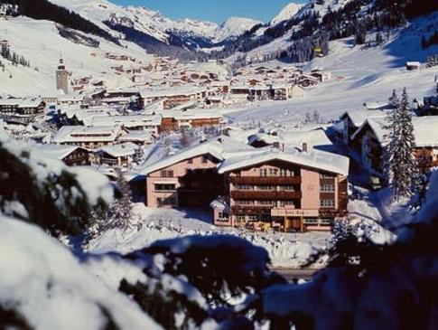 Hotel Lech And Residenz Chesa Rosa