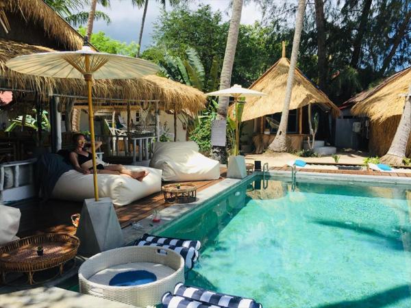 Sea Love Beach Bar und Bungalows Koh Phangan