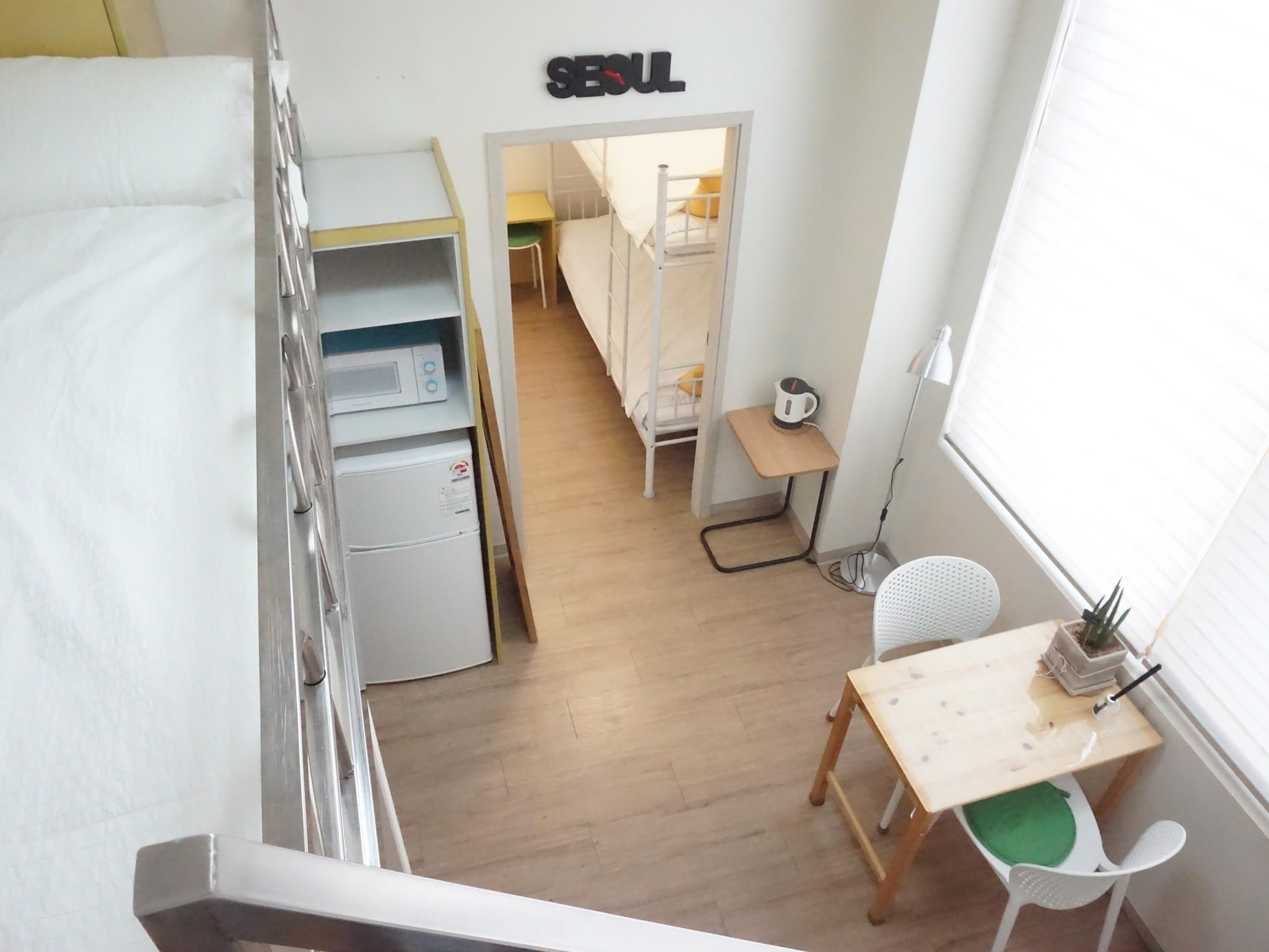 Entire Duplex APT #404 (1 Double, 2 Single Bed)