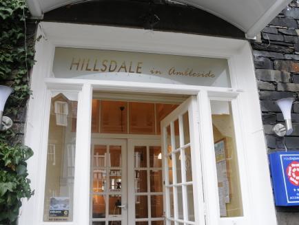 Hillsdale BandB In Ambleside