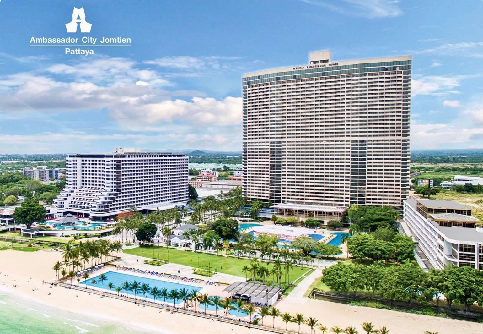 Ambassador City Jomtien Pattaya   Marina Tower Wing