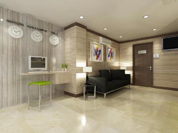 Grand Hallmark Hotel - Johor Bahru Johor Bahru