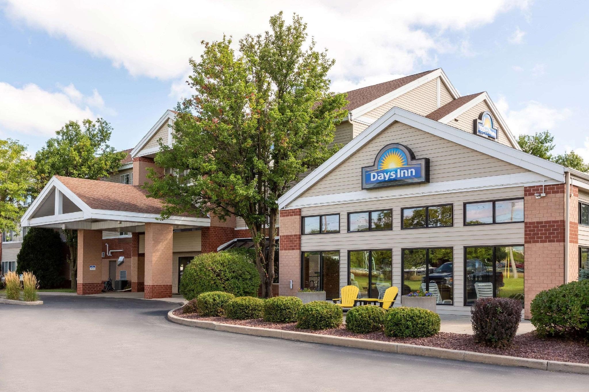 Days Inn And Suites By Wyndham Madison