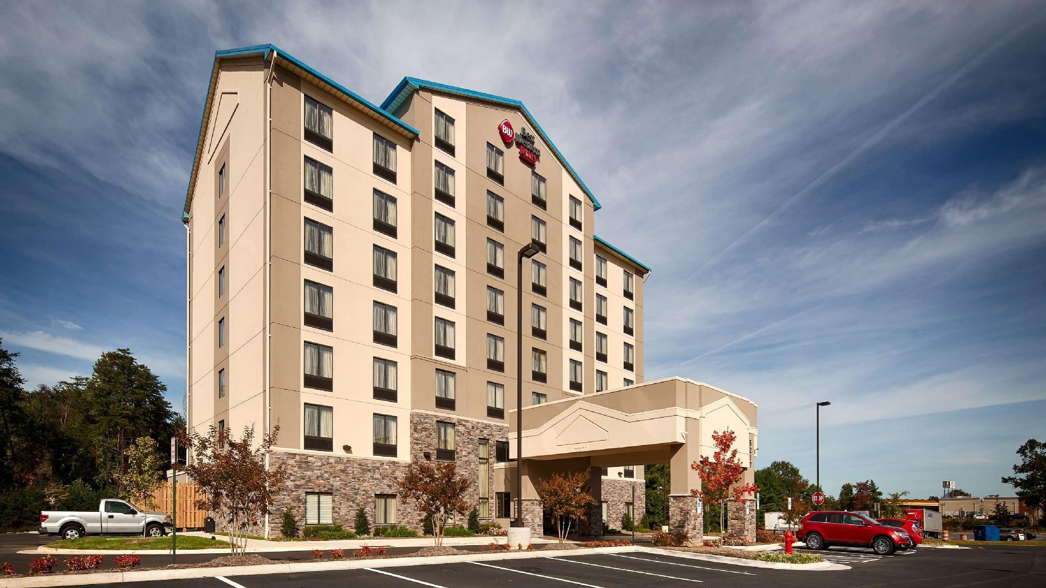 Best Western Plus Thornburg Inn And Suites