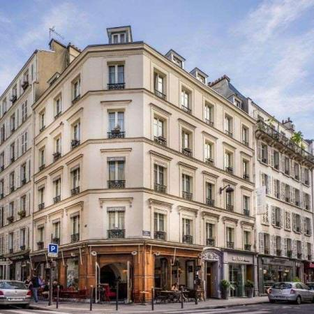 Art Hotel Batignolles Paris