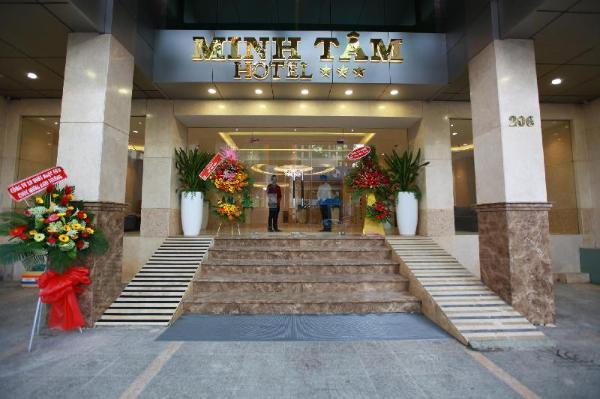 Minh Tam Hotel & Spa 3/2 Ho Chi Minh City