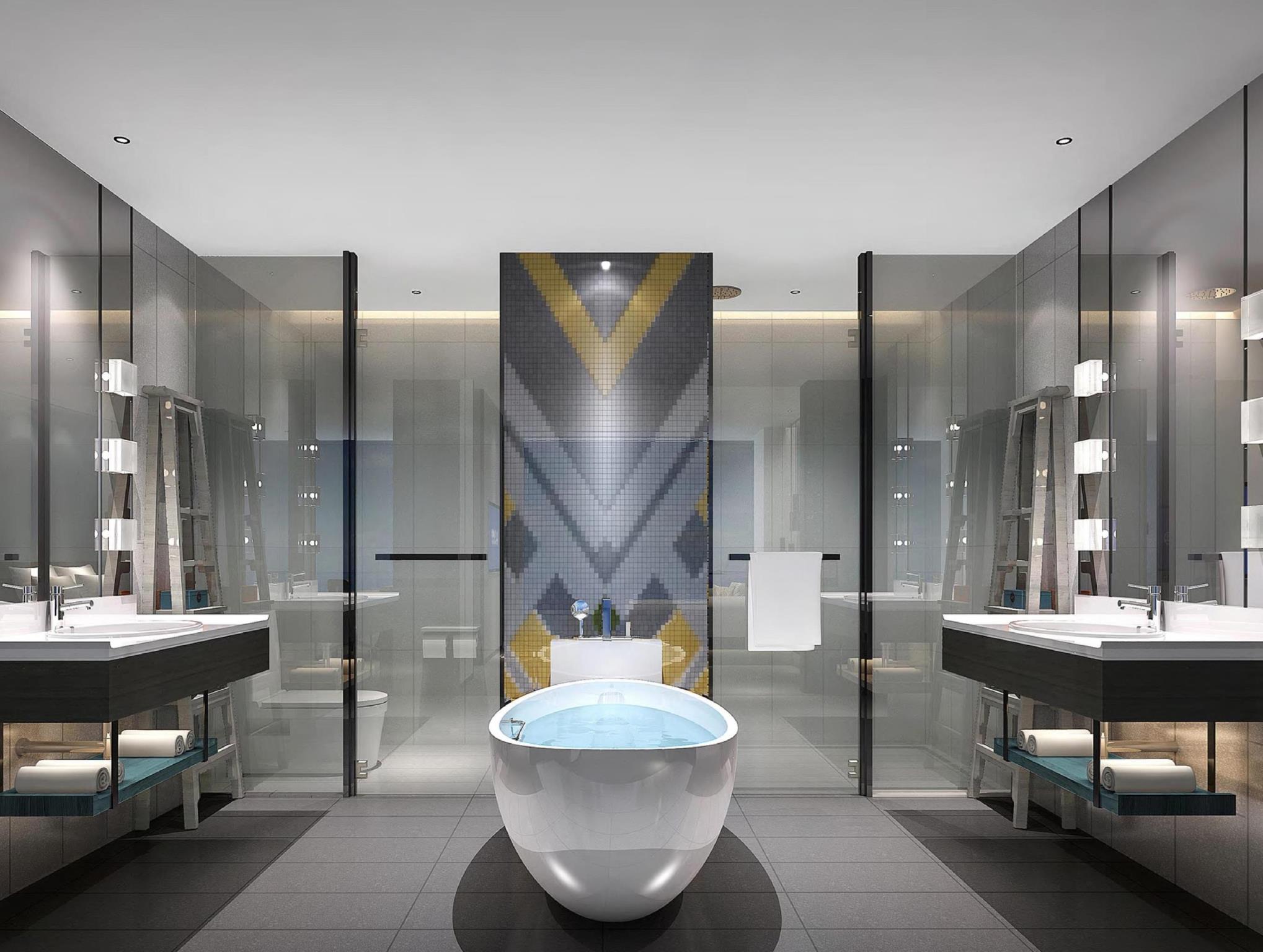 Qingdao Modern Resort Apartment