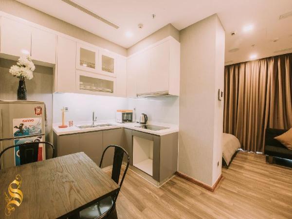 Signature Smart Home Cozy Apartment Ho Chi Minh City