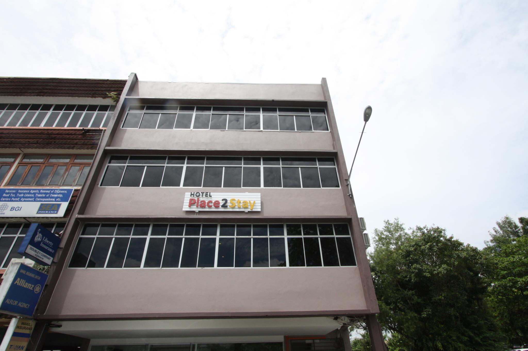 Place2Stay @ Simpang Tiga