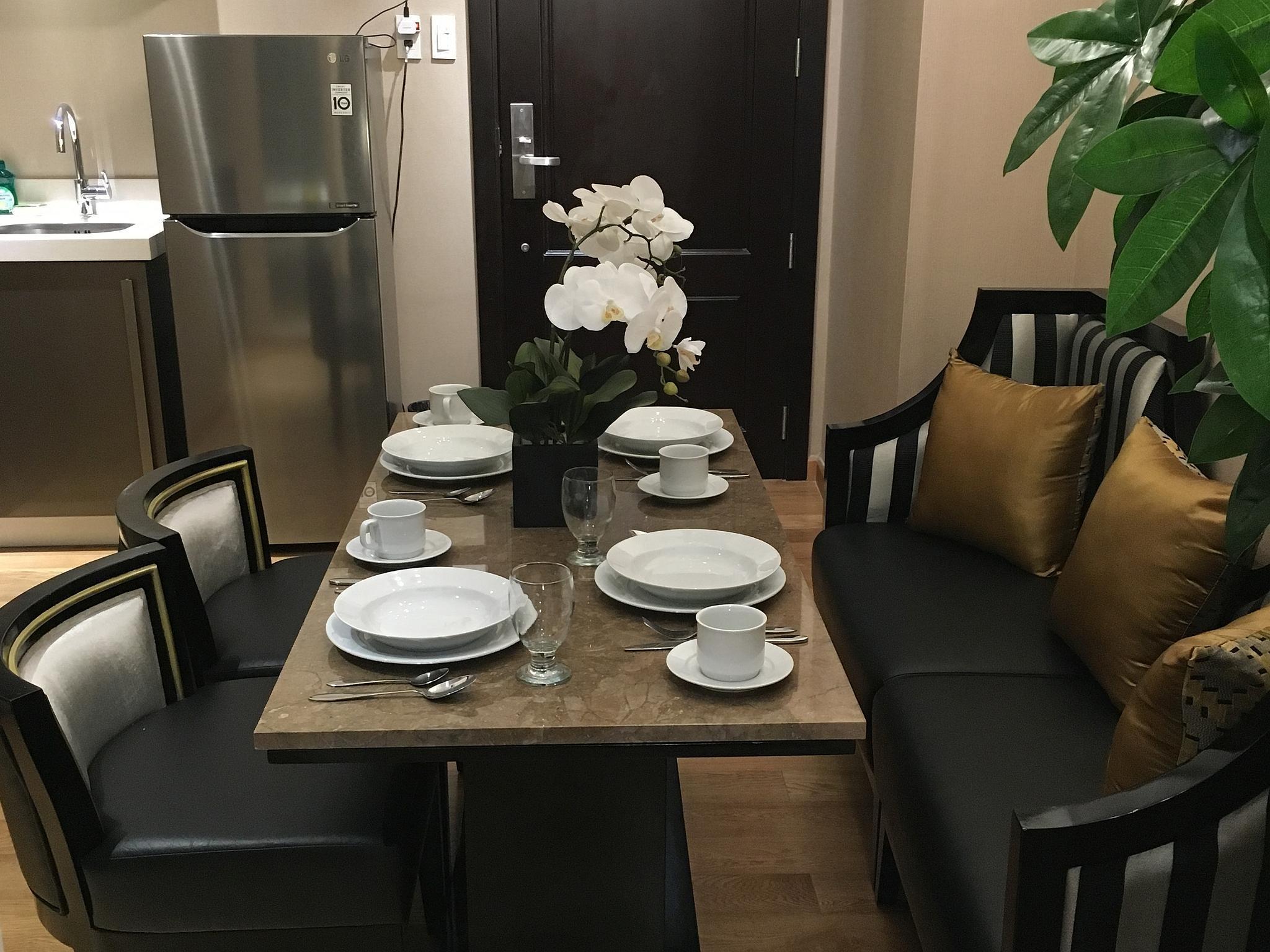 Stylish 1BR Suite @ Milano Residences
