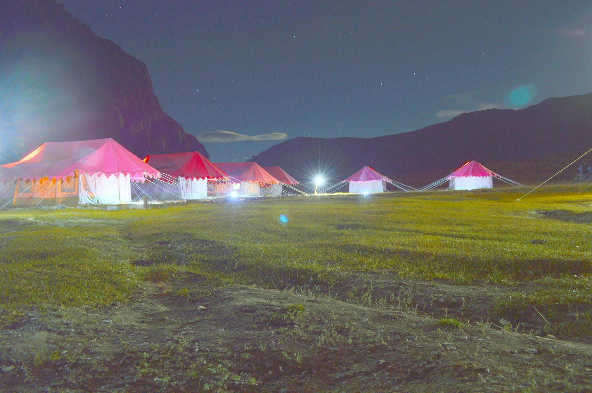 Himalayan Routes Camp
