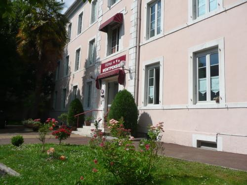 The Originals Boutique, Villa Montpensier, Pau (Inter-Hotel)